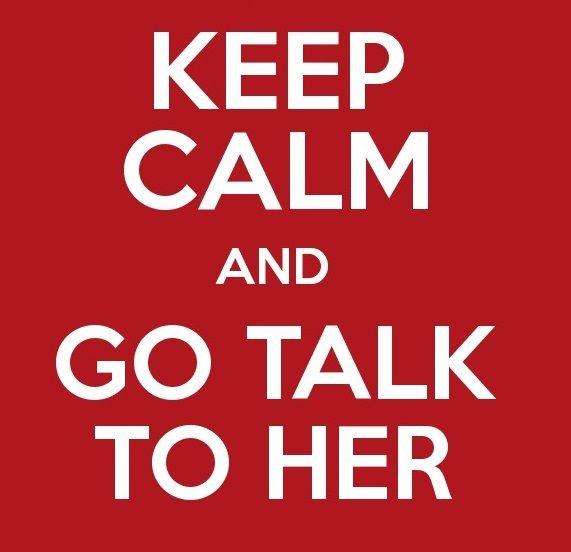 Πηγαίνοντας να μιλήσεις σε μία γυναίκα - μέρος 2
