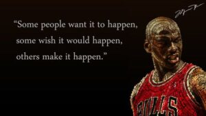 Michael Jordan - Make it Happen