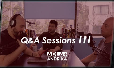 Apla + Andrika – Q&A Sessions III