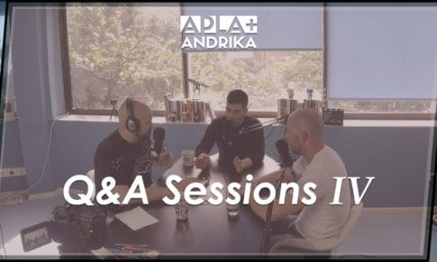 Apla + Andrika – Q&A Sessions IV