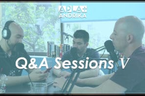 Apla + Andrika – Q&A Sessions V