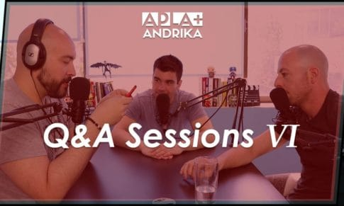 Apla + Αndrika – Q&A Sessions VI