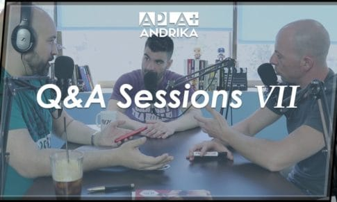 Apla + Andrika – Q&A Sessions VII