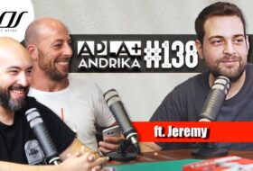 Jeremy: Κωμωδία, Stand Up και Ελληνική TV #138 | Men of Style