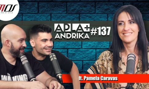 Pamela Caravas Coach από το FBI #137 | Men of Style